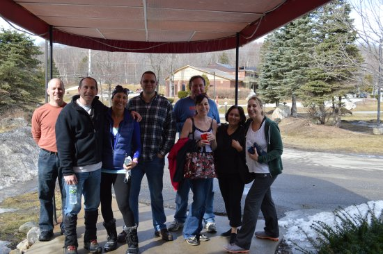Mendon Mountainview Lodge: Fun with Friends