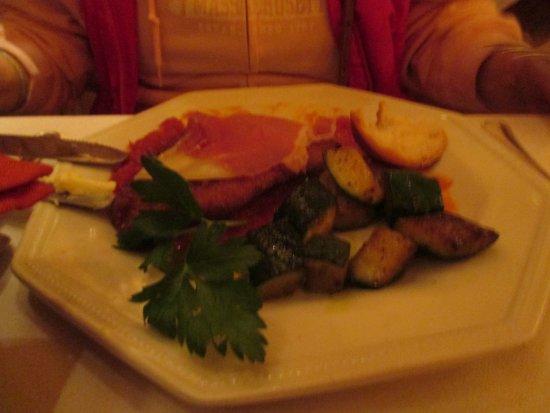 Mamma Luisa Restaurant : wife food