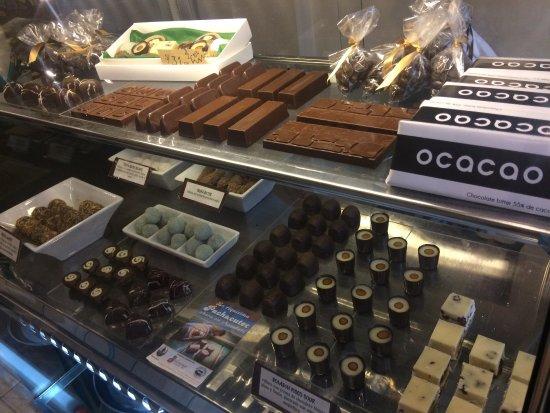 oCacao Chocolateria Cafe