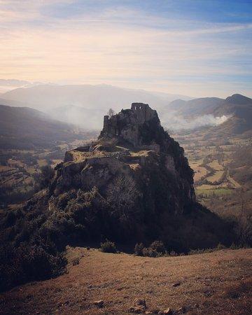 Chateau de Roquefixade: Juste sublime à photographier