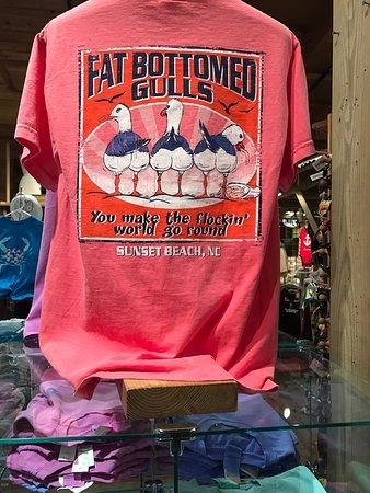 Calabash, Karolina Północna: Great shirts!