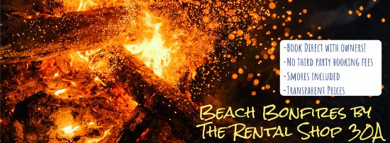 The Al 30a Beach Bonfires On And South Walton Accesses