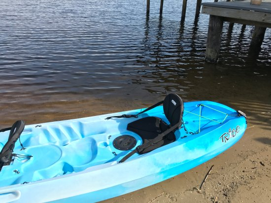 perception kayak rentals with seats - Picture of The Rental