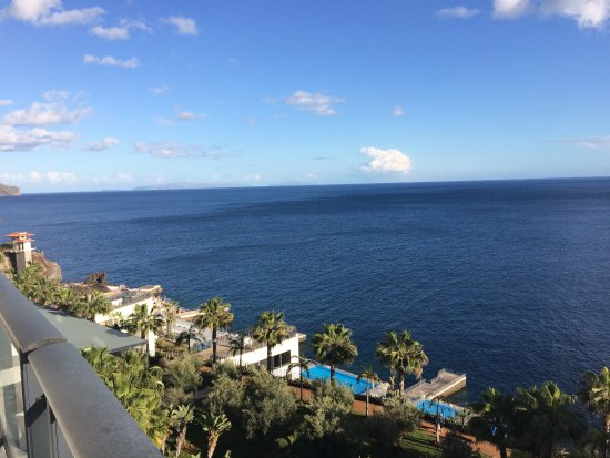 VidaMar Resort Hotel Madeira: wonderful view from balcony