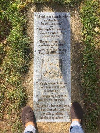 Kurt Cobain Memorial Park: photo2.jpg