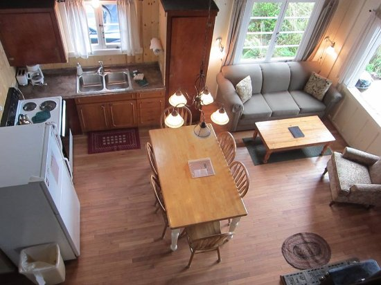 Eastsound, WA: 3 bedroom livingroom