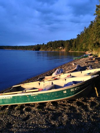 Eastsound, WA: Rent a rowboat and explore
