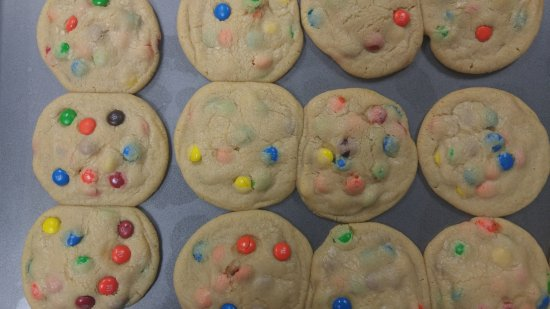 Palm Beach Gardens, FL: Fresh Baked Cookies