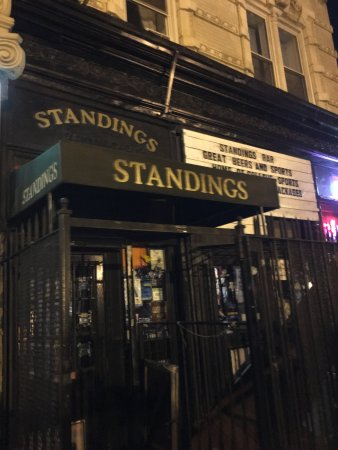 Photo of Restaurant Standings Bar at 43 E 7th St, New York, NY 10003, United States