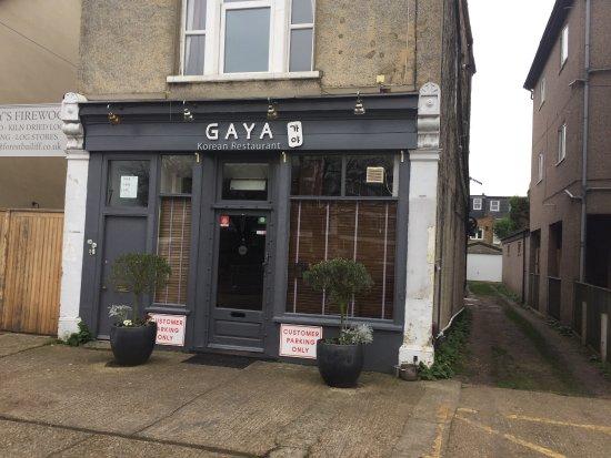 Gaya Restaurant London