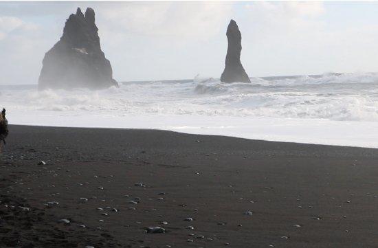 Península sur, Islandia: Surf