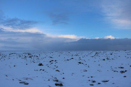 Lake Myvatn, Islândia: Lava