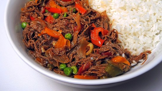 Ropa Vieja: Cuba's National Dish - Picture of Lauriol ...
