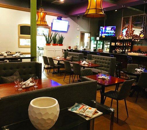 Chapel Hill, Carolina do Norte: Dinning room