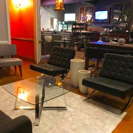 Chapel Hill, Carolina do Norte: Lounge Area