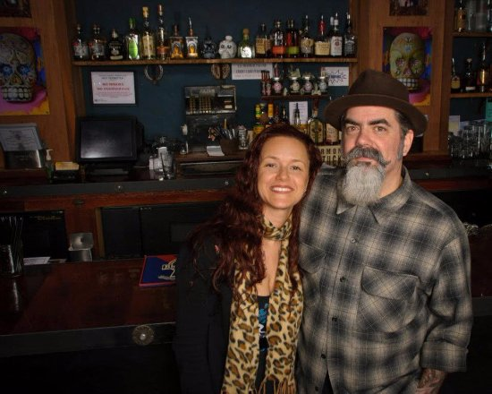 Slim's Last Chance: Owners Michael & Celeste