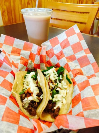 Clinton, NC: Tortillas Carolina Tacos