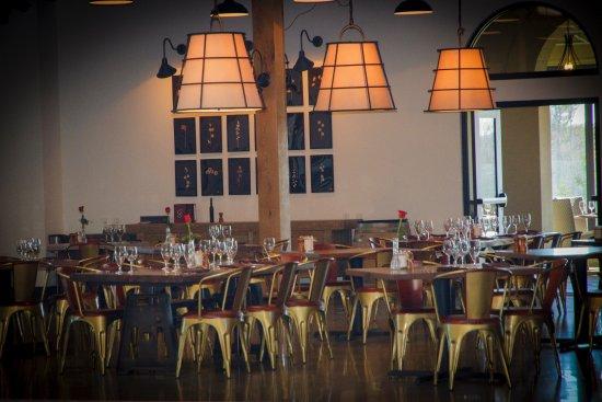 Braselton, Τζόρτζια: Cafe Elan in the Winery