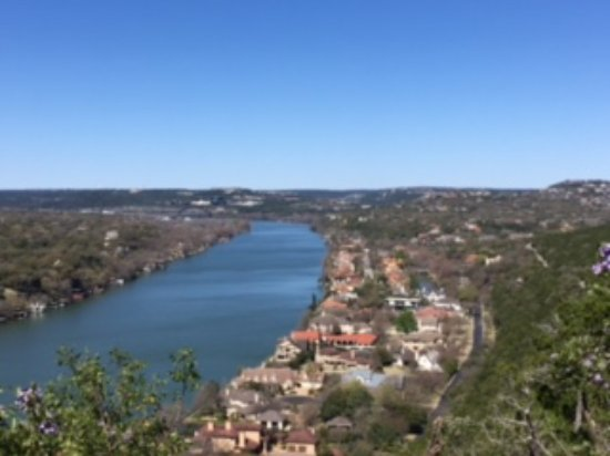 Mount Bonnell : View from the top