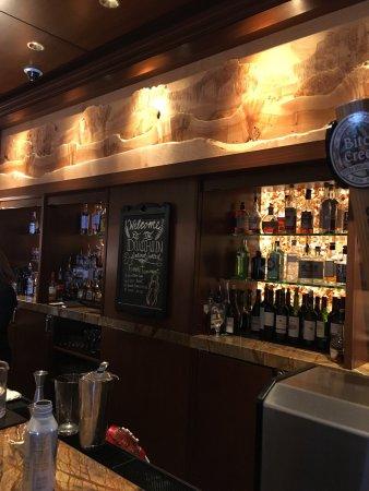 Sun Valley, ID: Bar at Duchin