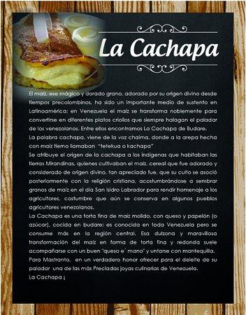 San Rafael de Escazu, Costa Rica : Reseña de la Cachapa