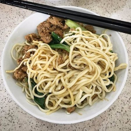 Bakmi Orpa: Bakmi with Pork and Chicken