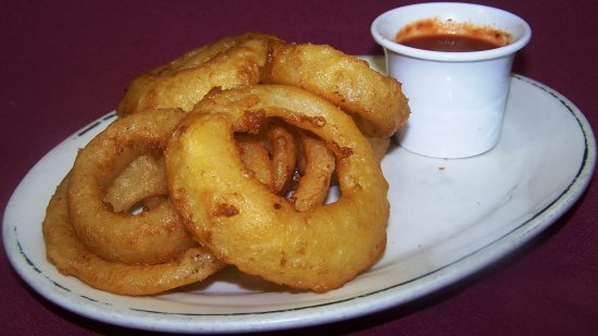 Burnham, Pennsylvanie : Onion Rings