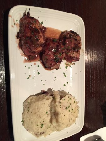 Pasadena, MD: Pork medallions are awesome