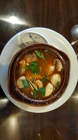Savage, MN: Tom Yum, salty & spicy but good