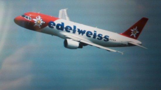 Edelweiss Air Photo