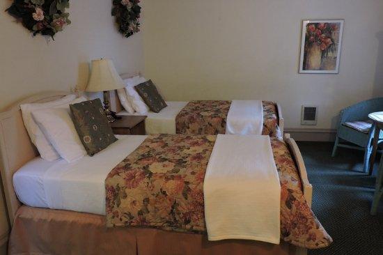 La Conner, WA: Double room