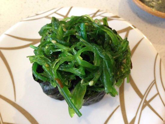 Innaloo, Austrália: Seaweed Salad