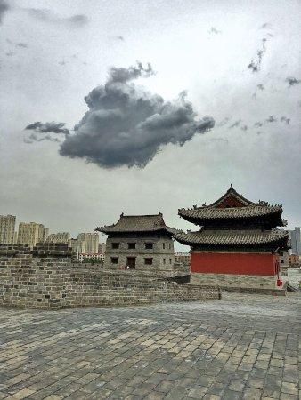 Datong, الصين: 大同城墻