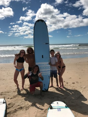 Point Break Surf School: Wonderful and patient instructors. Fantastic people