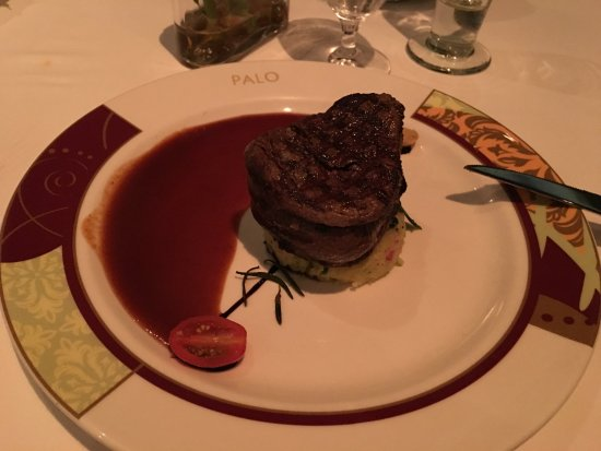 Port Canaveral, FL: Grilled Prime Beef Tenderloin
