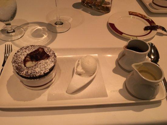 Port Canaveral, FL: Chocolate Soufflé