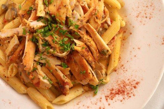 Monroe, LA: Chicken Pasta