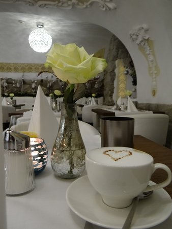 Hotel Am Dom: breakfast area