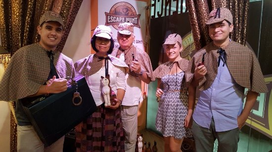 The Escape Hunt Experience Bangkok: photo0.jpg