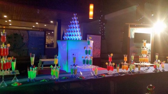 Club Med Cherating Beach: Special nights event