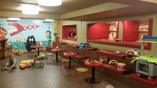 Awesome The Laundromat Cafe: Childrenu0027s Playroom In The Basement