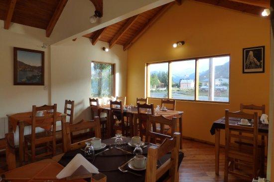 Hotel El Paraíso: Desayunador