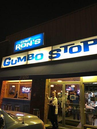 Chef Ron's Gumbo Stop