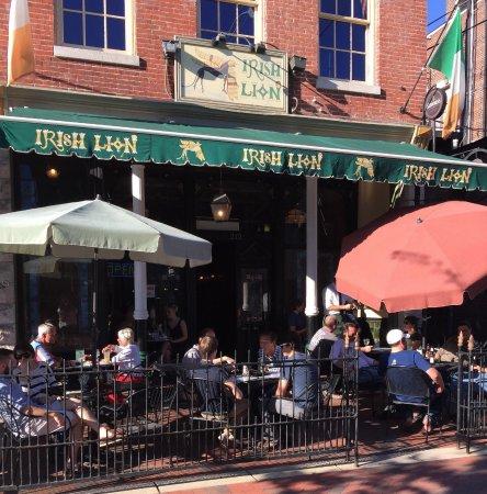 Bloomington, IN: The Irish Lion Restaurant & Pub