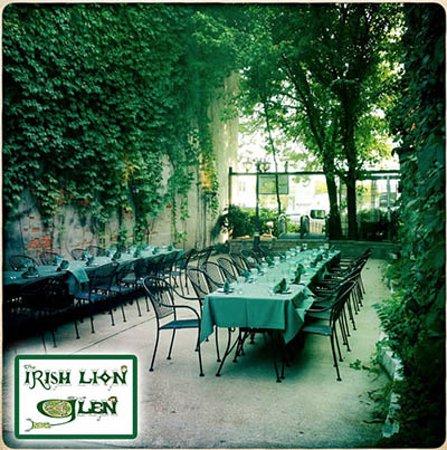 Bloomington, IN: The Irish Lion Restaurant & Pub - The Glen