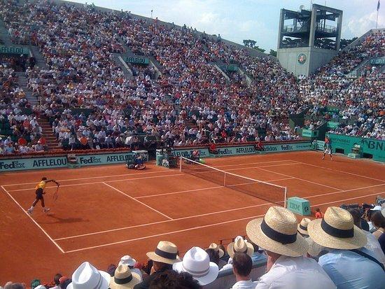 Stade Roland Garros: photo0.jpg