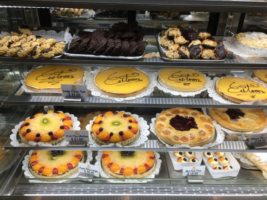 Wahroonga, Australia: tarts