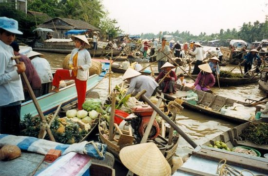 2-Day Small-Group Mekong Delta and...
