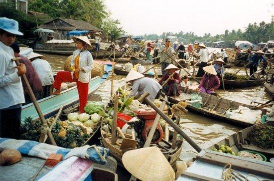 2-dagers liten gruppe Mekong Delta og...