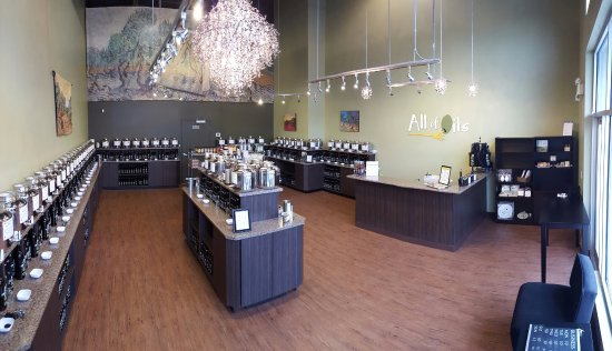 All of Oils,  Wholesome Oils and Vinegars: 2649 Trethewey St. Abbotsford, BC V2T 0B5 604-744-4445